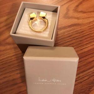 New India Hicks Leticia Ring
